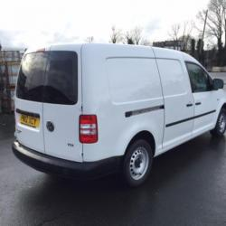 VOLKSWAGEN CADDY MAXI 1.6 TDI PLYLINED PANEL VAN