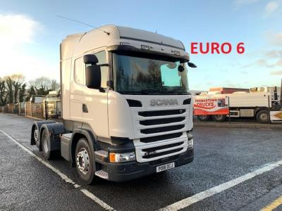 SCANIA HIGHLINE R450